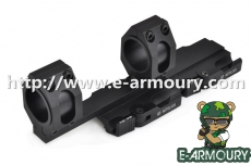 Tactical Top Rail Extend (25.4mm-30mm) Ring Mount
