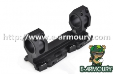 Tactical Ring Mount (25.4mm-30mm)