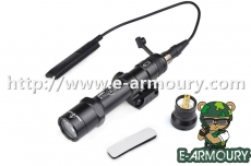 MINI SCOUT LIGHT OF SF M600B BK / DE